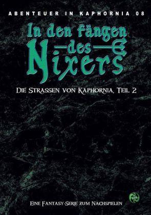 Buch-Reihe Abenteuer in Kaphornia von Christian Lonsing