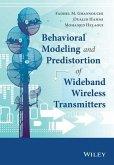 Behavioral Modeling and Predistortion of Wideband Wireless Transmitters (eBook, ePUB)