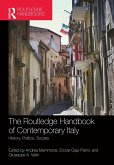 The Routledge Handbook of Contemporary Italy (eBook, ePUB)