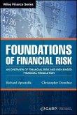 Foundations of Financial Risk (eBook, ePUB)