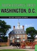 Quick Escapes® From Washington, D.C. (eBook, ePUB)