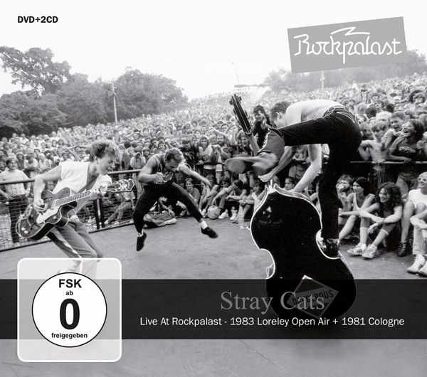 Live At Rockpalast Von Stray Cats