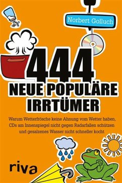 444 neue populäre Irrtümer (eBook, ePUB) - Golluch, Norbert