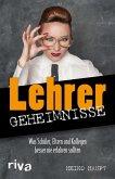 Lehrer-Geheimnisse (eBook, ePUB)