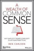 A Wealth of Common Sense (eBook, PDF)