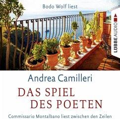 Das Spiel des Poeten / Commissario Montalbano Bd.16 (MP3-Download) - Camilleri, Andrea