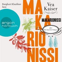 Makarionissi oder Die Insel der Seligen (MP3-Download) - Kaiser, Vea