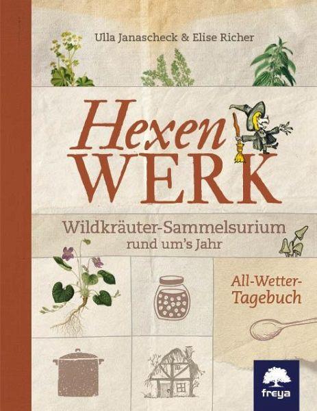 Hexenwerk - Janaschek, Ulla; Richer, Elise