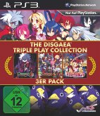 Disgaea Triple Play Collection (PlayStation 3)