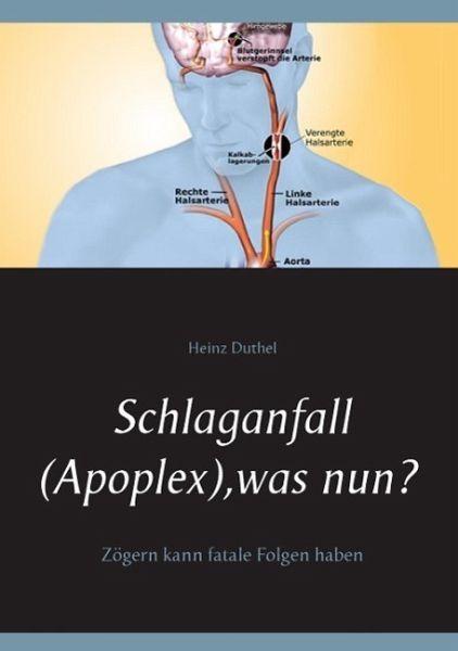 Schlaganfall (Apoplex), was nun? (eBook, ePUB) - Heinz Duthel