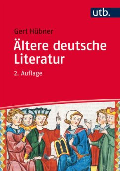 Ältere Deutsche Literatur - Hübner, Gert