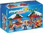 PLAYMOBIL® 5587 - Auf dem Weihnachtsmarkt