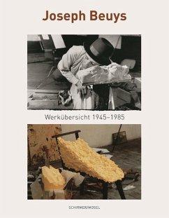 Werkübersicht 1945-1985 - Beuys, Joseph