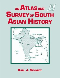 Atlas and Survey of South Asian History (eBook, ePUB)