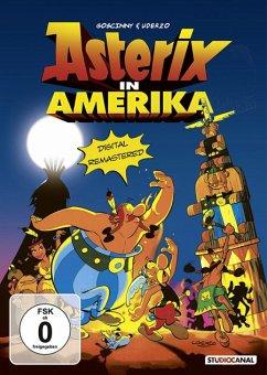 Asterix in Amerika - Die checken aus, die Indianer Digital Remastered - Diverse