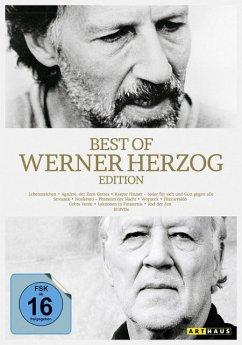 Best of Werner Herzog Edition DVD-Box
