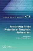 Nuclear Data for the Production of Therapeutic Radionuclides