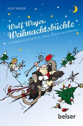 Wulf Wagers Weihnachtsbüchle