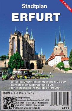 KKV Stadtplan Erfurt