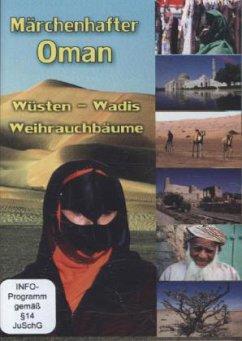 Märchenhafter Oman - Wüsten - Wadis - Weihrauch...
