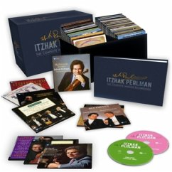 The Complete Warner Recordings - Perlman,Itzhak