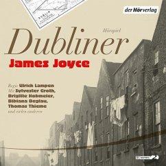 Dubliner (MP3-Download) - Joyce, James