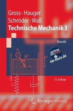 Technische mechanik 3 von dietmar gross werner hauger for Technische mechanik grundlagen pdf