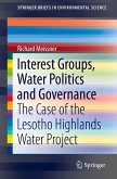 Interest Groups, Water Politics and Governance