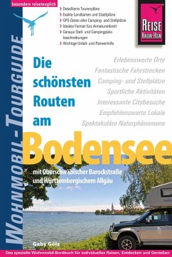 Reise Know-How Wohnmobil-Tourguide Bodensee - m...