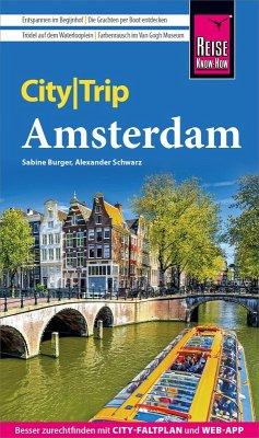 Reise Know-How CityTrip Amsterdam (eBook, PDF) - Schwarz, Alexander; Burger, Sabine