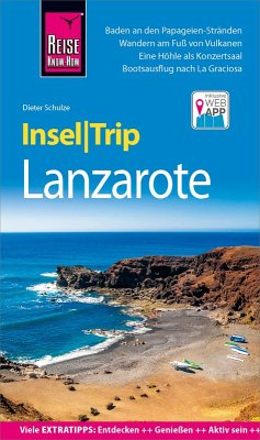 Reise Know-How InselTrip Lanzarote (eBook, PDF) - Schulze, Dieter