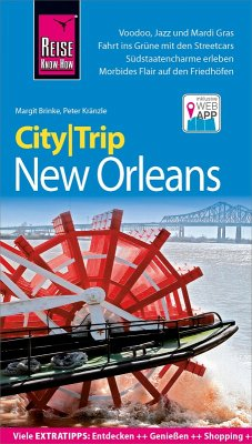 Reise Know-How CityTrip New Orleans (eBook, PDF) - Kränzle, Peter; Brinke, Margit