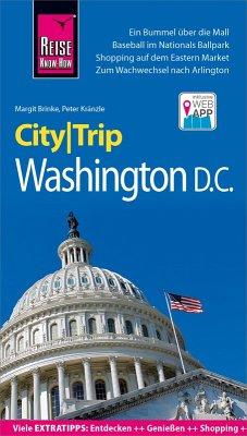 Reise Know-How CityTrip Washington D.C. (eBook, PDF) - Brinke, Margit; Kränzle, Peter