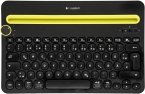 Logitech K480 Wireless Bluetooth Multi-Device Keyboard schwarz