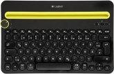 Logitech K480 Wireless Bluetooth Multi-Device Keyboard schwarz