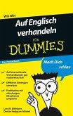 Auf Englisch verhandeln für Dummies Das Pocketbuch (eBook, ePUB)