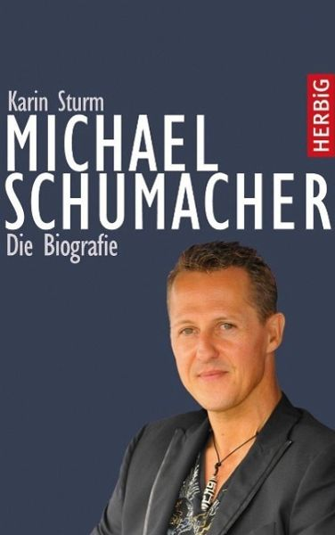 Michael Schumacher (Mängelexemplar) - Sturm, Karin