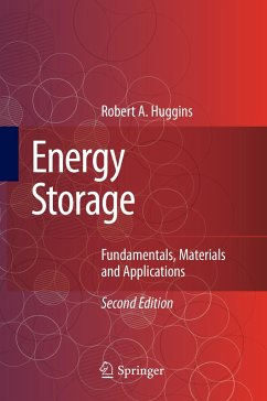 Energy Storage - Huggins, Robert A.