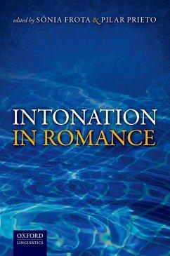 Intonation in Romance (eBook, PDF)