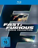 Fast & Furious - 7-Movie Collection (7 Discs)