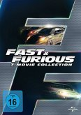 Fast & Furious Box 1-7