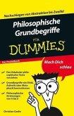 Philosophische Grundbegriffe für Dummies (eBook, ePUB)