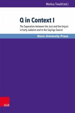 Q in Context I (eBook, PDF)