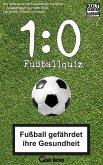 1:0 Fussball-Quiz * Das Kultspiel mit 300 Fussballfragen die kicken + Zusatzfragen zur WM 2014 (eBook, ePUB)