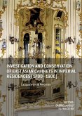 Investigation and Conservation of East Asian Cabinets in Imperial Residences (1700-1900)