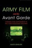 Army Film and the Avant Garde (eBook, ePUB)