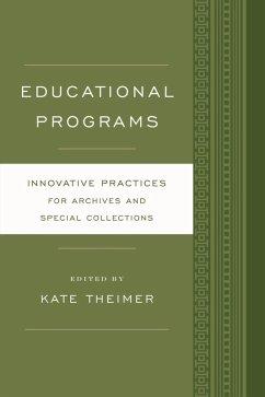 Educational Programs (eBook, ePUB)
