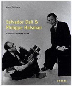 Salvador Dali & Philippe Halsman