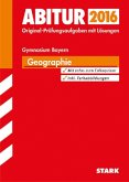 Abitur 2016 - Geographie, Gymnasium Bayern
