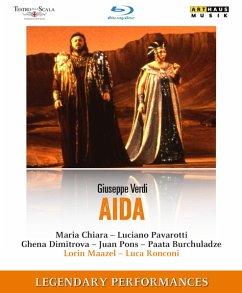 Aida - Chiara/Pavarotti/Dimitrova/Maazel/+